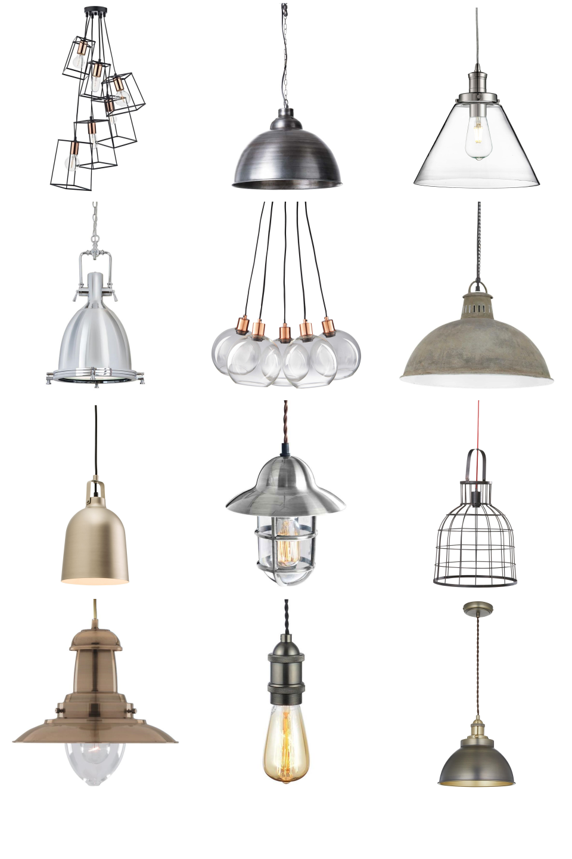 Industrial Pendant Lights Furnishful S Lighting Ideas Inspiration Boards Furnishful