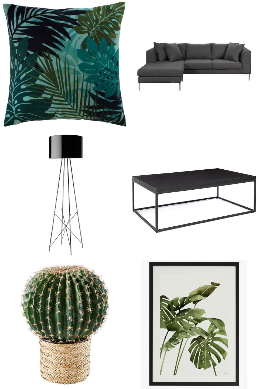 Botanical Living Alanna L Mckibbin S Living Room Ideas Inspiration Boards Furnishful