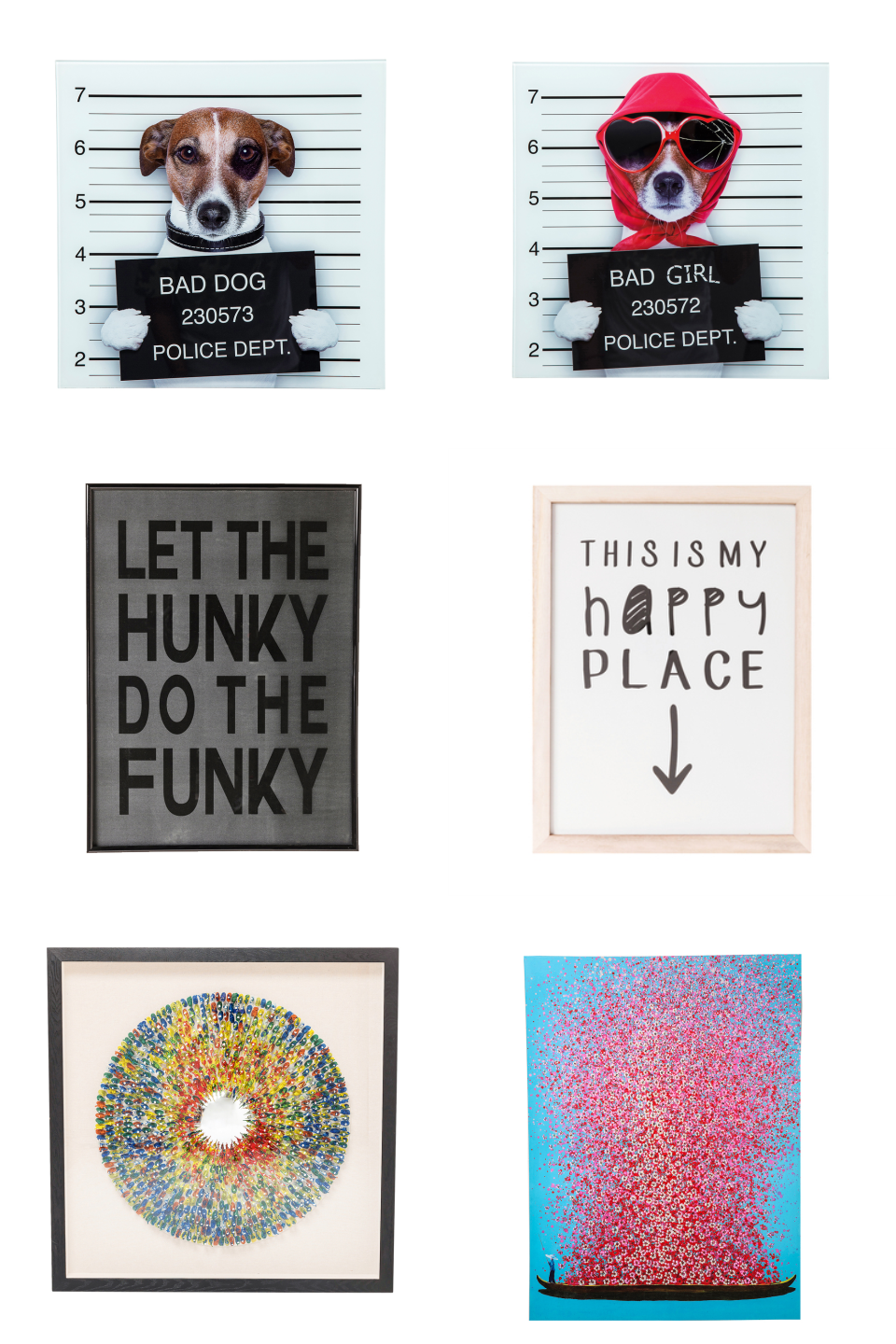 Quirky Wall Art Dwell S Home Furnishing Ideas
