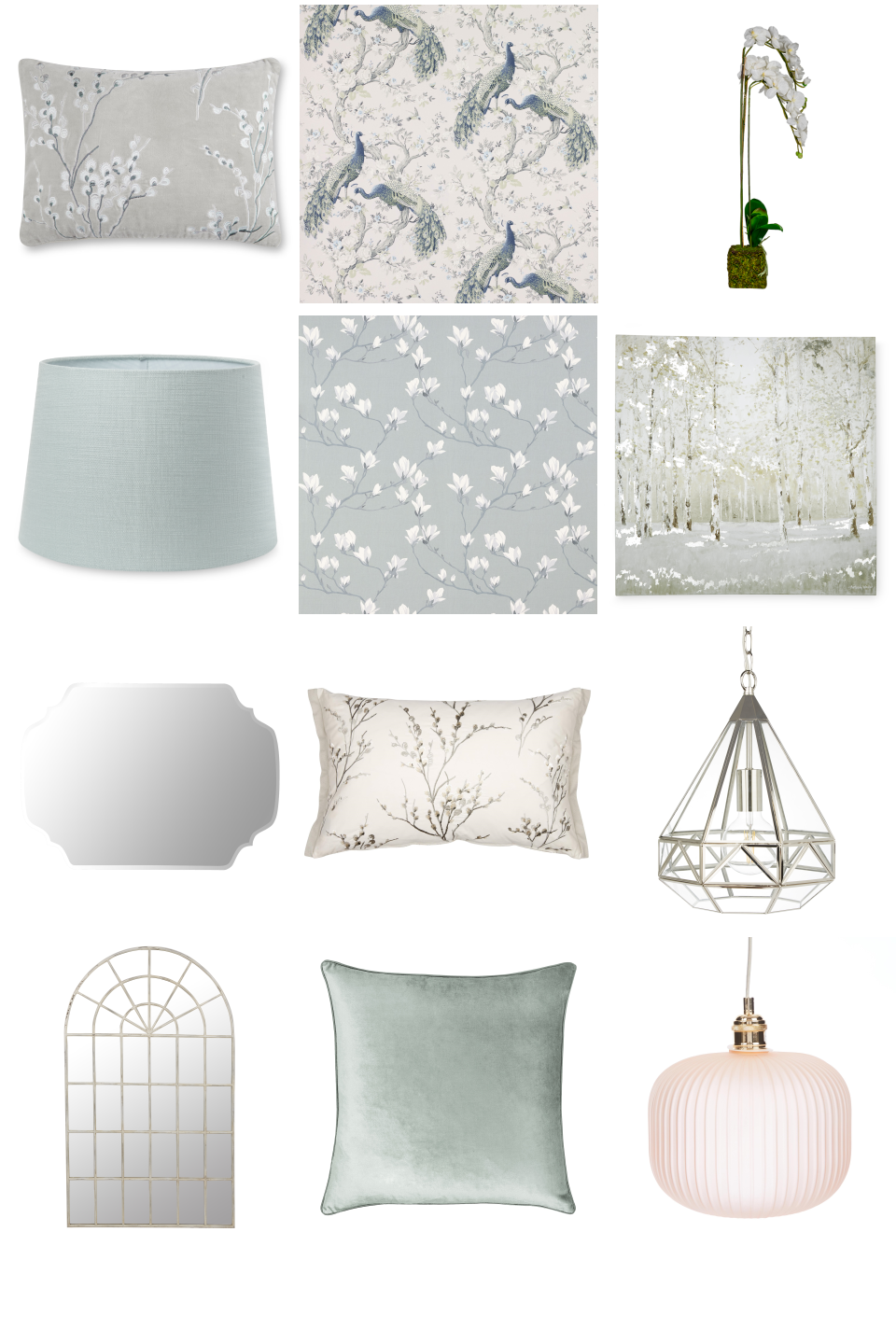 Duck Egg Blue Chalk White Bedroom Laila S Bedroom Ideas