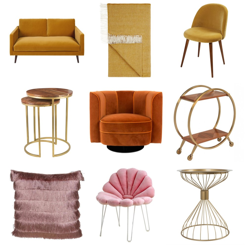 Shop Interior Summer Trends 2019 Inspiration Board