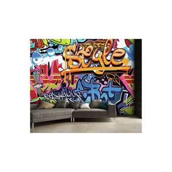 1Wall Graffiti Wall Mural