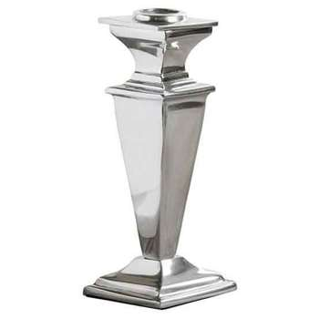 2 x Candle Holder Diamond Shaped (Height 22cm)