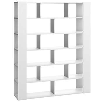 4You Shelving Unit in White 206 x 167cm