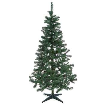 6Ft Evergreen Tree (H182.9 x W101.6 x D101.6cm)