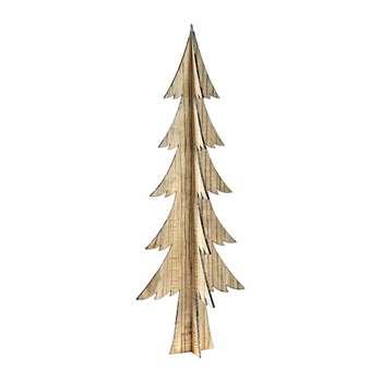 A by Amara - 3D Slim Christmas Tree - Short (Height 58.5cm)