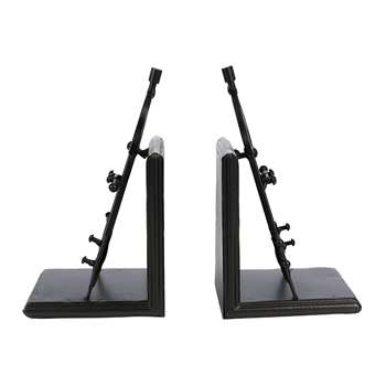 A by Amara - Compass Bookends - Set of 2 (H21 x W23cm)