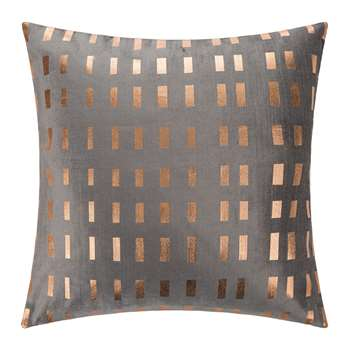 A by Amara - Dash Velvet Cushion (H45 x W45cm)