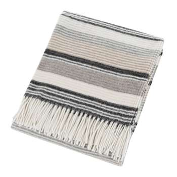 A by Amara - Delancey Wool Throw (130 x 170cm)