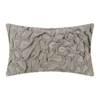 A by Amara - Fossil Textured Cushion (H30 x W50cm)
