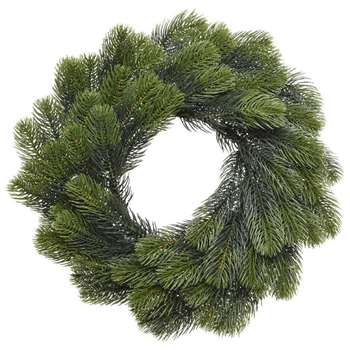 A by Amara - Full Wreath - Green (H60 x W60cm)