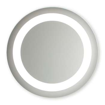 A by Amara - Halo Backlit Mirror (Diameter 60cm)