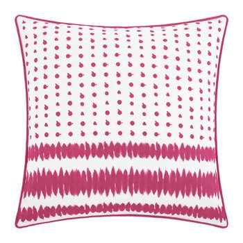 A by Amara - Juggler Cushion - Pink (45 x 45cm)