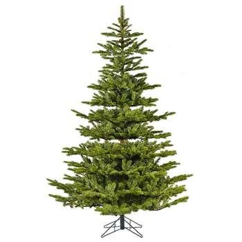 A by Amara - Koreana Spruce Artificial Christmas Tree - 6ft (H180 x W120 x D120cm)