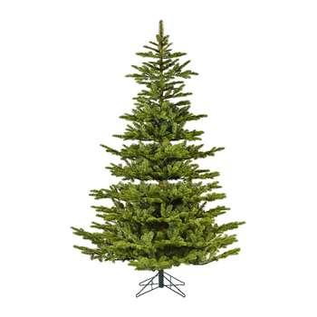 A by Amara - Koreana Spruce Artificial Christmas Tree - 7ft (H210 x W147 x D147cm)