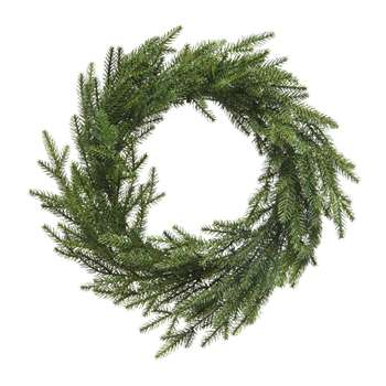 A by Amara - Norway Wreath - Green (Diameter 60cm)