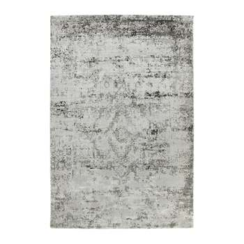 A by Amara - Persia Hand Loom Woven Rug - Fossil/Cloud (120 x 170cm)