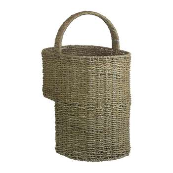 A by Amara - Stair Basket - Seagrass (39 x 42cm)