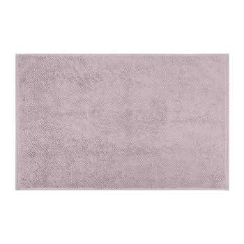 A by Amara - Super Soft Cotton 1650gsm Bath Mat - Heather (50 x 80cm)