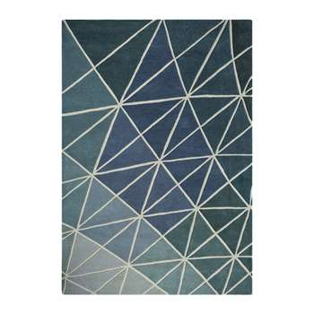 A by Amara - Triangle Geo Rug (140 x 200cm)