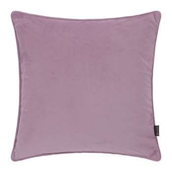 A by Amara - Velvet Cushion - Lilac (45 x 45cm)
