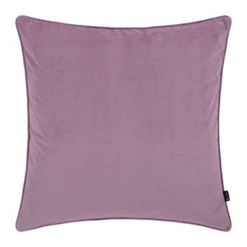 A by Amara - Velvet Cushion - Lilac (60 x 60cm)