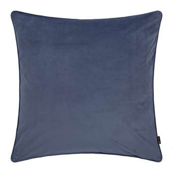 A by Amara - Velvet Cushion - Night (60 x 60cm)