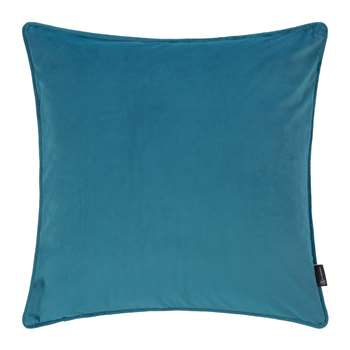 A by Amara - Velvet Cushion - Ocean (45 x 45cm)