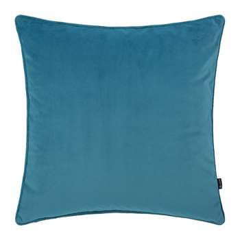 A by Amara - Velvet Cushion - Ocean (60 x 60cm)