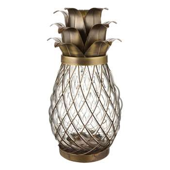 Abigail Ahern/EDITION Gold Large Pineapple Lantern