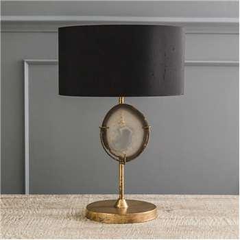 Agate Table Light (43 x 20cm)