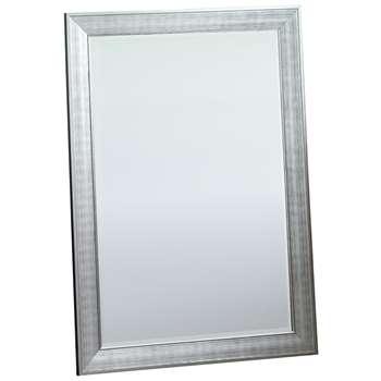 Ainsworth Mirror Medium Silver (H105.5 x W75 x D2cm)