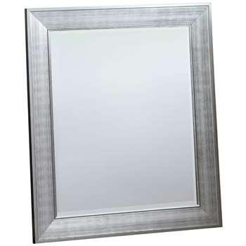 Ainsworth Mirror Small Silver (H60 x W50 x D2cm)