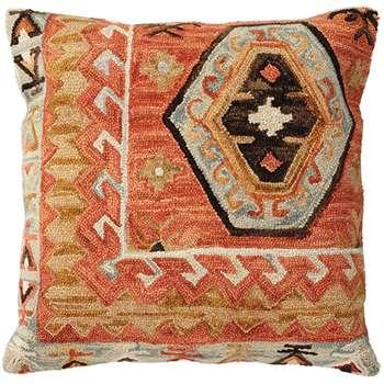 Alanya Cushion Cover, Extra Large - Multi (51 x 51cm)