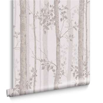 Albero Blush Wallpaper (H1000 x W52cm)