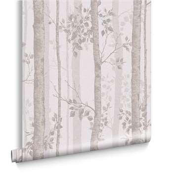 Albero Blush Wallpaper (H1000 x W52cm)