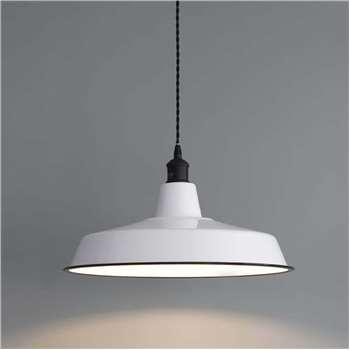 Albion Wide Pendant Light (H38.5 x W46 x D46cm)