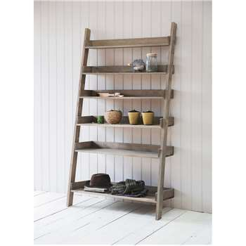 Aldsworth Shelf Ladder, Wide - Spruce (180 x 80cm)