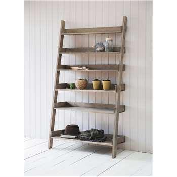 Aldsworth Shelf Ladder, Wide - Spruce (180 x 80cm)