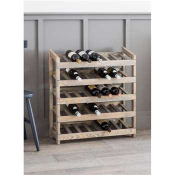 Aldsworth Wine Rack - Spruce