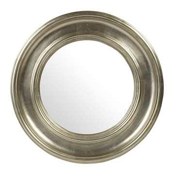 Alena Round Mirror Champagne (Diameter 68cm)
