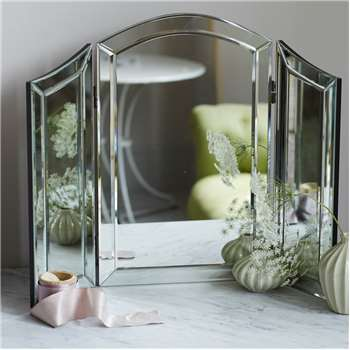 Alina Dressing Table Mirror (H56 x W69cm)