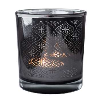 Alma Glass Votive (7.5 x 7cm)