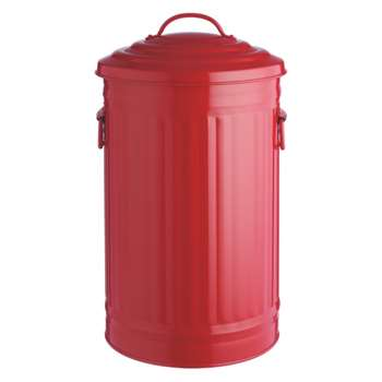 Alto Red kitchen bin 32L