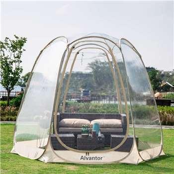 Alvantor Bubble Tent, 4-6 Person (H213 x W305 x D305cm)
