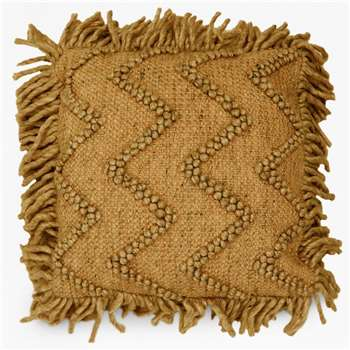 Amatrine Fringe Cushion (H45 x W45cm)