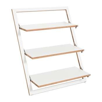 Ambivalenz - Flapps Triple Leaning Shelf (H100 x W80 x D2cm)