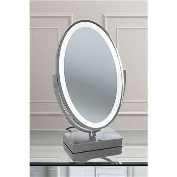 Andersen Chrome Vanity Mirror (53 x 30.5cm)