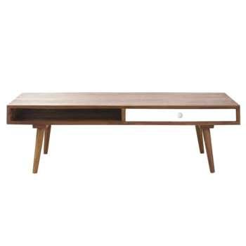 ANDERSEN Sheesham Wood Vintage Coffee Table (H35 x W120 x D60cm)