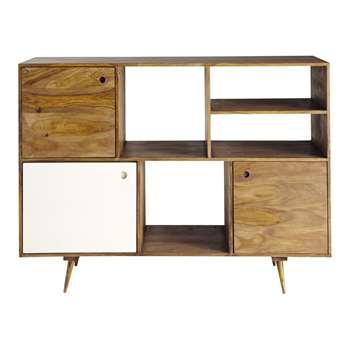 ANDERSEN Sheesham wood vintage sideboard W 145cm